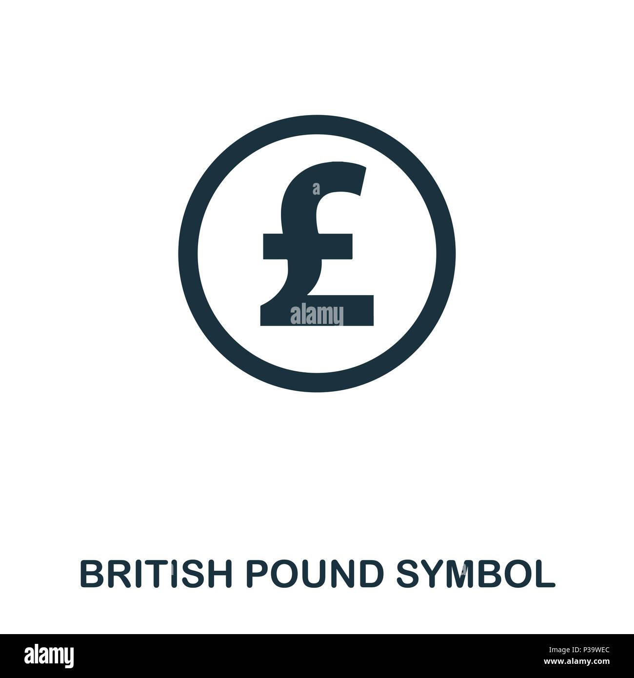British Pound Sterling Sign Stock Photos British Pound Sterling