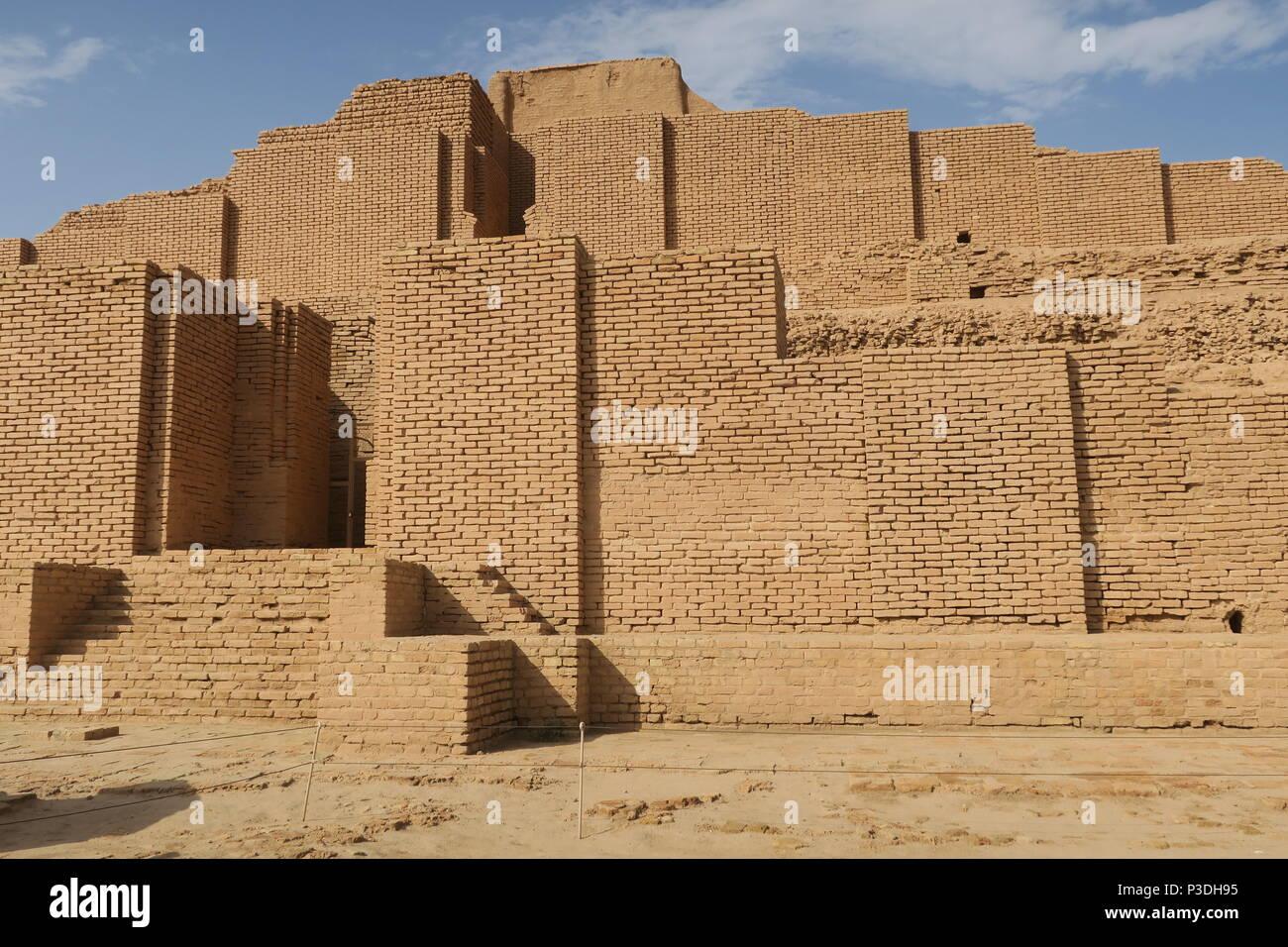 Chogha Zanbil, ancient Elamite complex in Khuzestan province