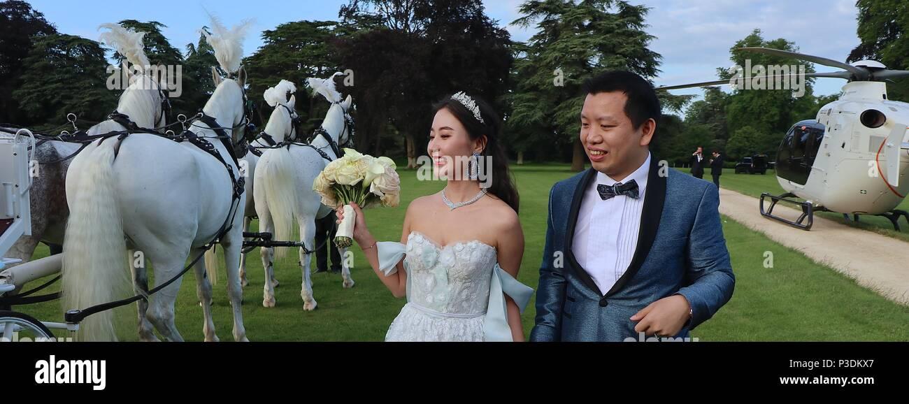 Dream Wedding - Stock Image
