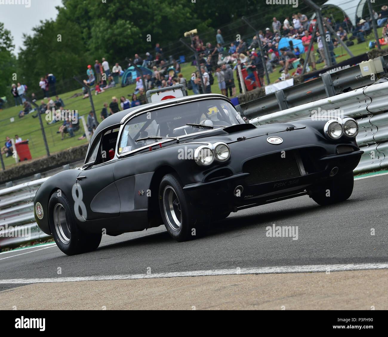 Simeon Chodosh Chevrolet Corvette Bernie S V8s Us Muscle Cars