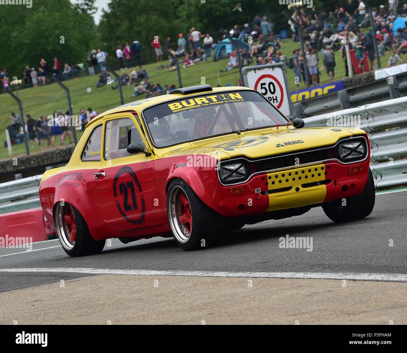 Martin Reynolds Ford Escort Mk 1 Bernie S V8s Us Muscle Cars