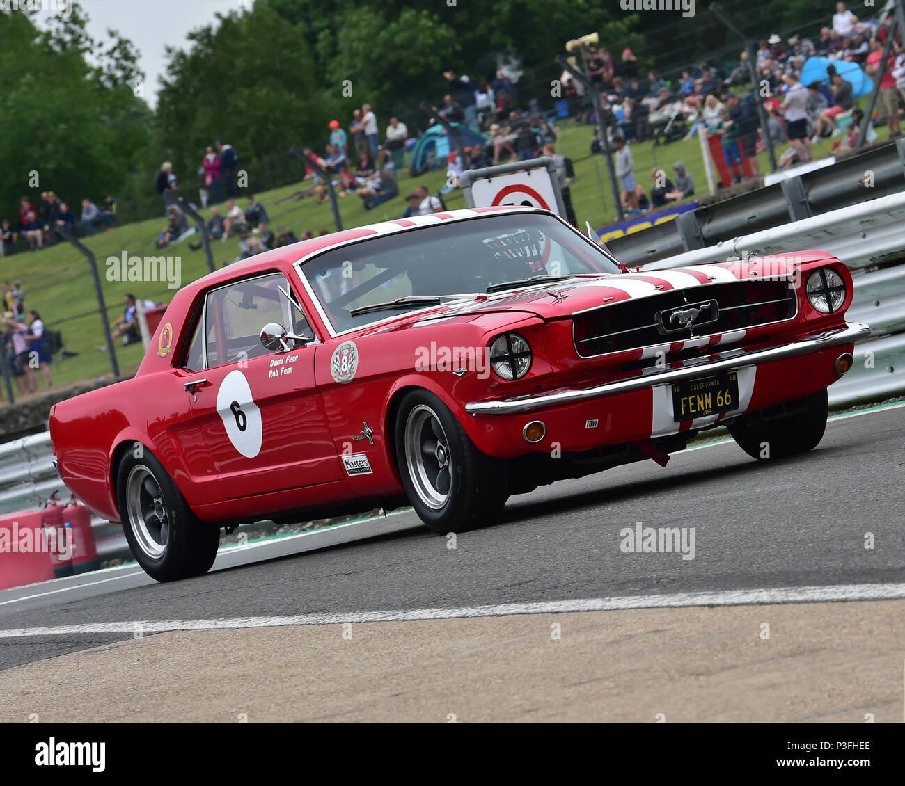 Rob Fenn Ford Mustang Bernie S V8s Us Muscle Cars American