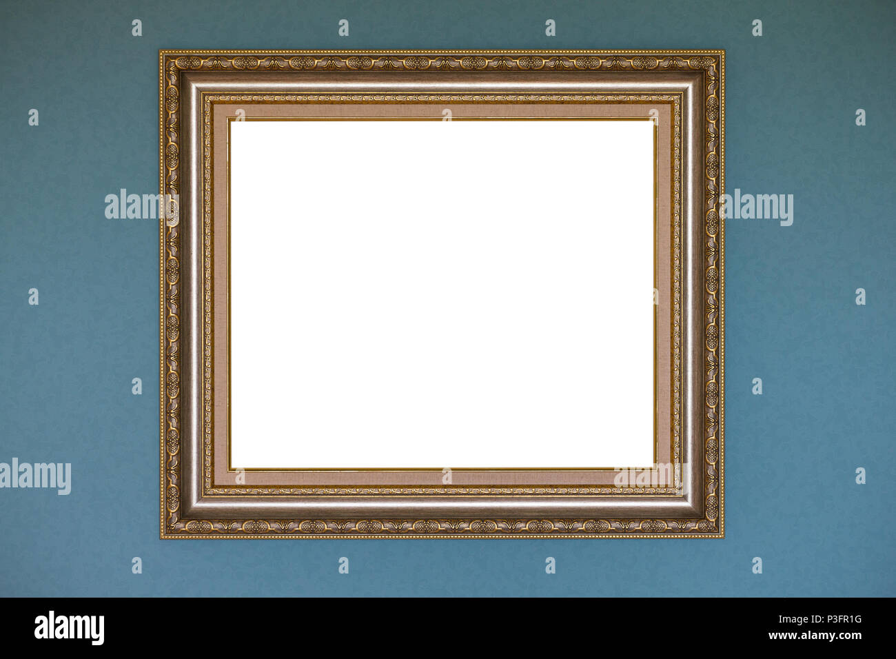 Empty Picture Frame Wallpaper Stock Photos & Empty Picture Frame ...