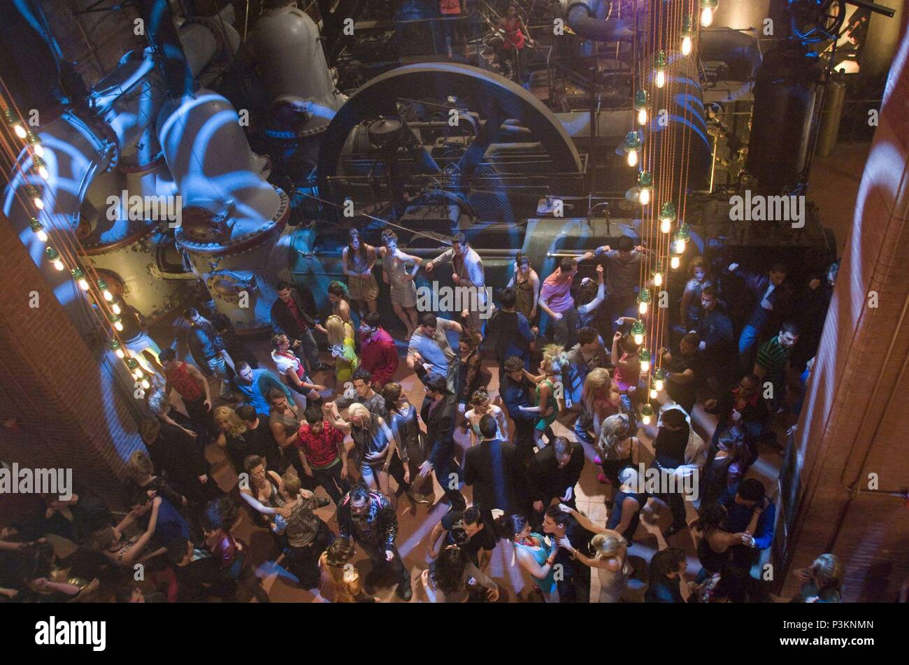 Original Film Title: SURROGATES.  English Title: SURROGATES.  Film Director: JONATHAN MOSTOW.  Year: 2009. Credit: TOUCHSTONE PICTURES / VAUGHAN, STEPHEN / Album Stock Photo