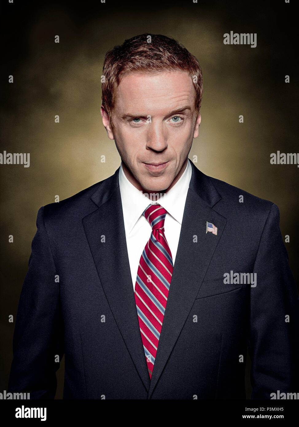 Original Film Title: HOMELAND.  English Title: HOMELAND.  Year: 2011.  Stars: DAMIAN LEWIS. Credit: FOX 21 / Album - Stock Image