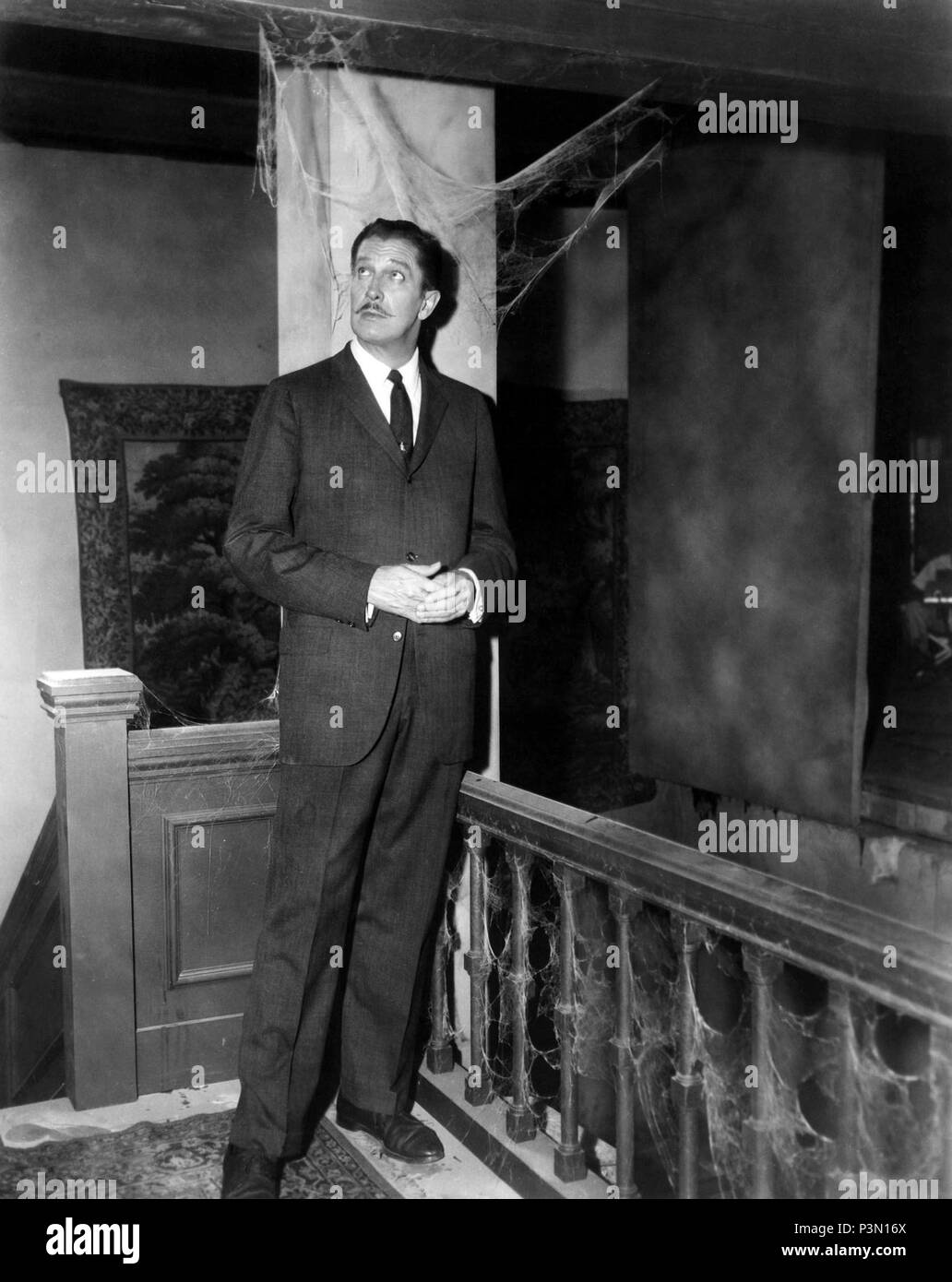 Original Film Title House On Haunted Hill English Title House On Haunted Hill Film Director William Castle Year 1959 Stars Vincent Price Credit Allied Artists Album Stock Photo Alamy