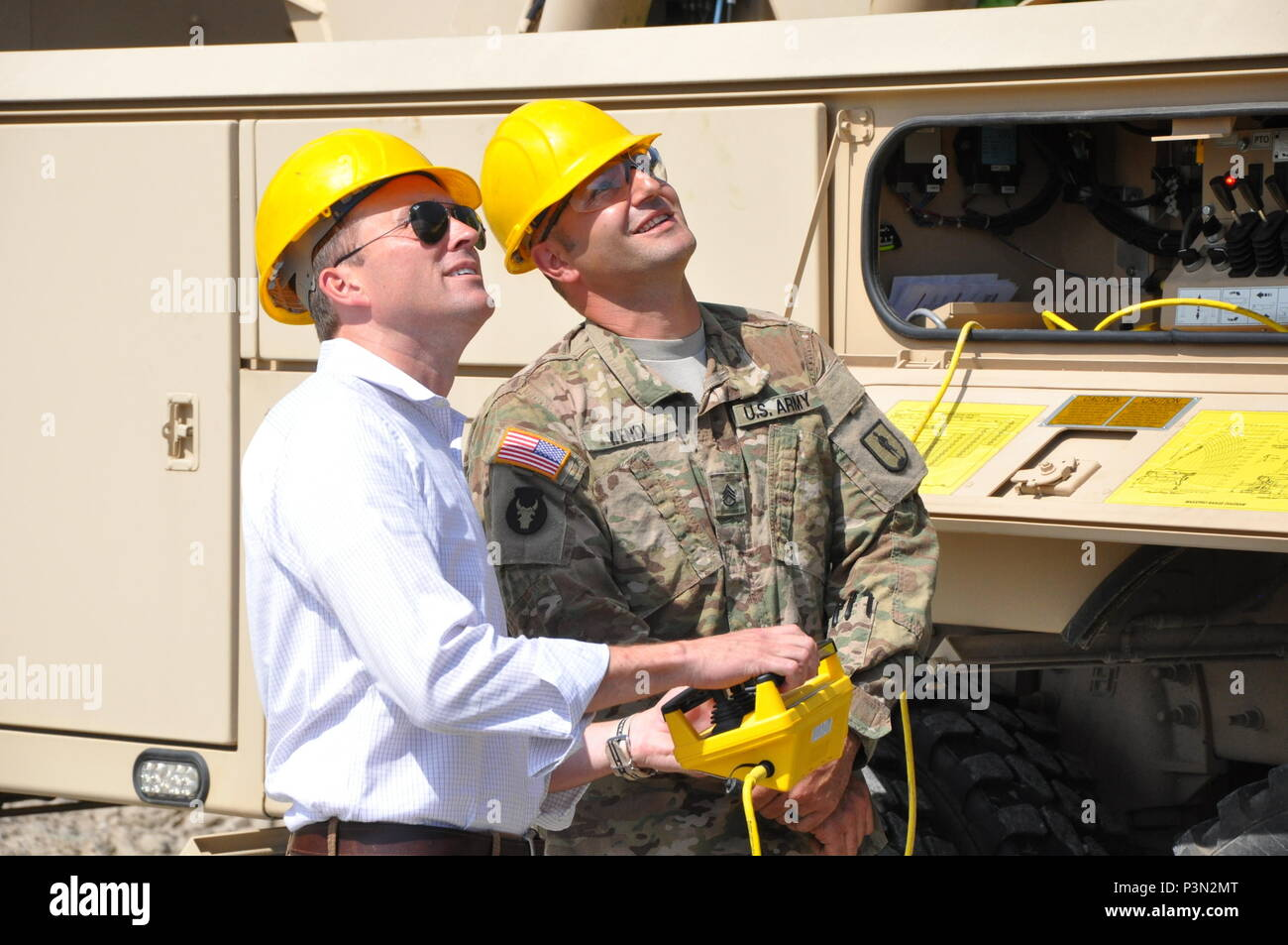 Camp Dodge Joint Maneuver Training Center Stock Photos & Camp Dodge