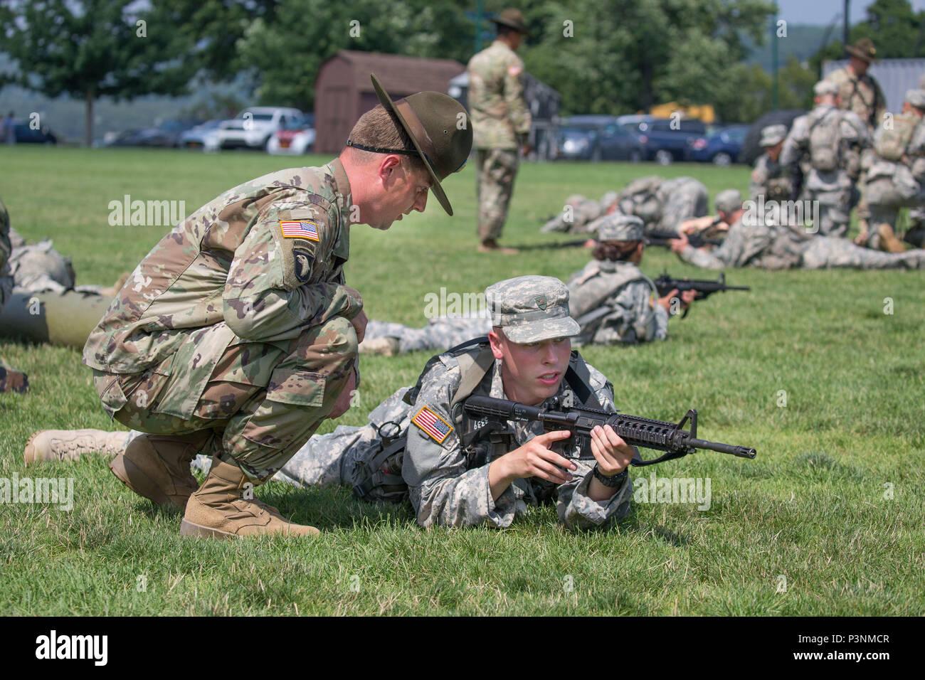 Basic Training Cadets Stock Photos & Basic Training Cadets