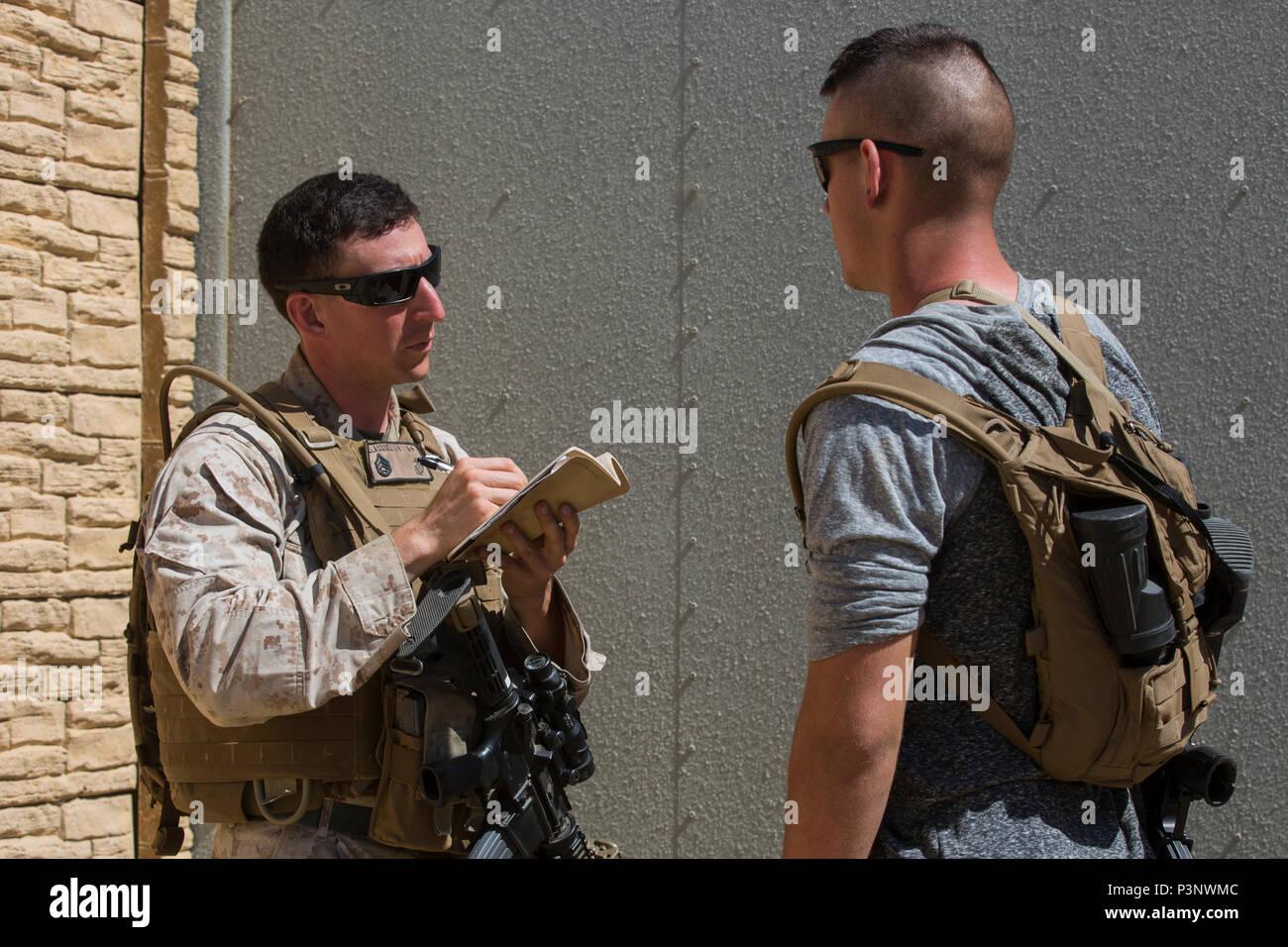 Us Marine Staff Sgt Jonathan Valasquez A Counter Intelligence - Usmc-counter-intel