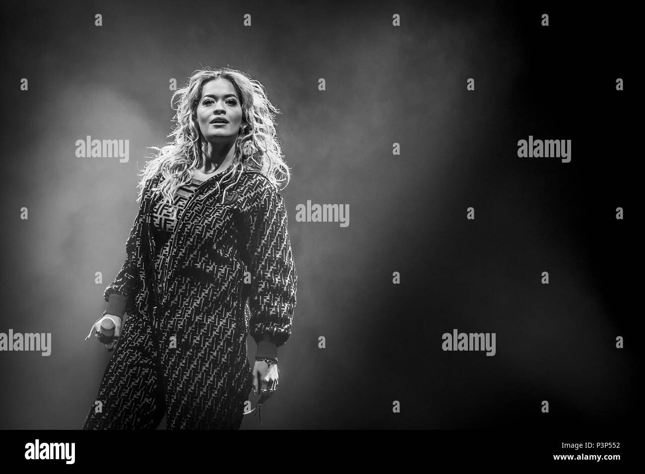 Rita Ora Girls Tour at Brixton Academy  Featuring: Rita Ora Where: London, United Kingdom When: 18 May 2018 Credit: Neil Lupin/WENN Stock Photo