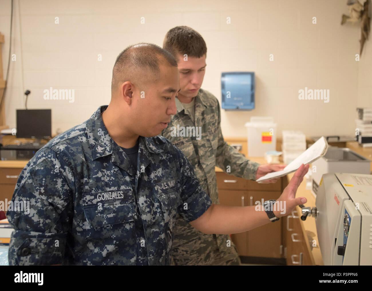Us Navy Petty Officer 2nd Class Tristen Gonzales A Dental