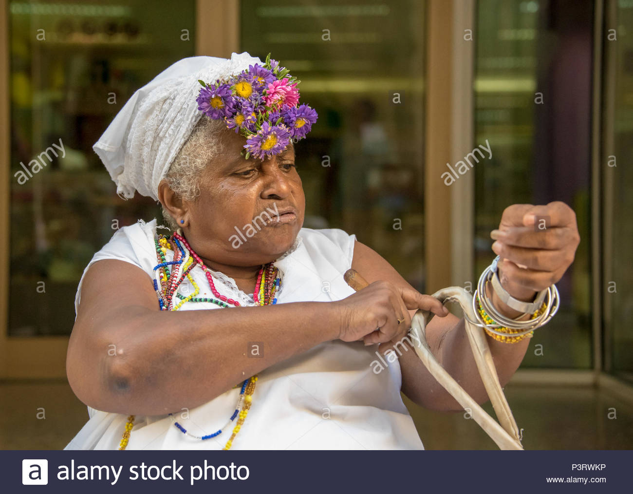 Caribbean People: Traditional Clothes Caribbean Stock Photos & Traditional