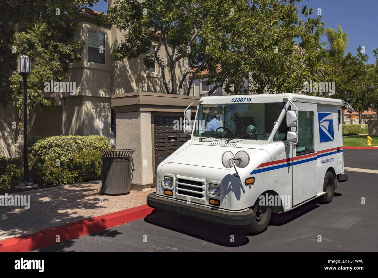 Irvine, California, USA. 10th May, 2018. Post car Credit: Alexey Bychkov/ZUMA Wire/Alamy Live News - Stock Image