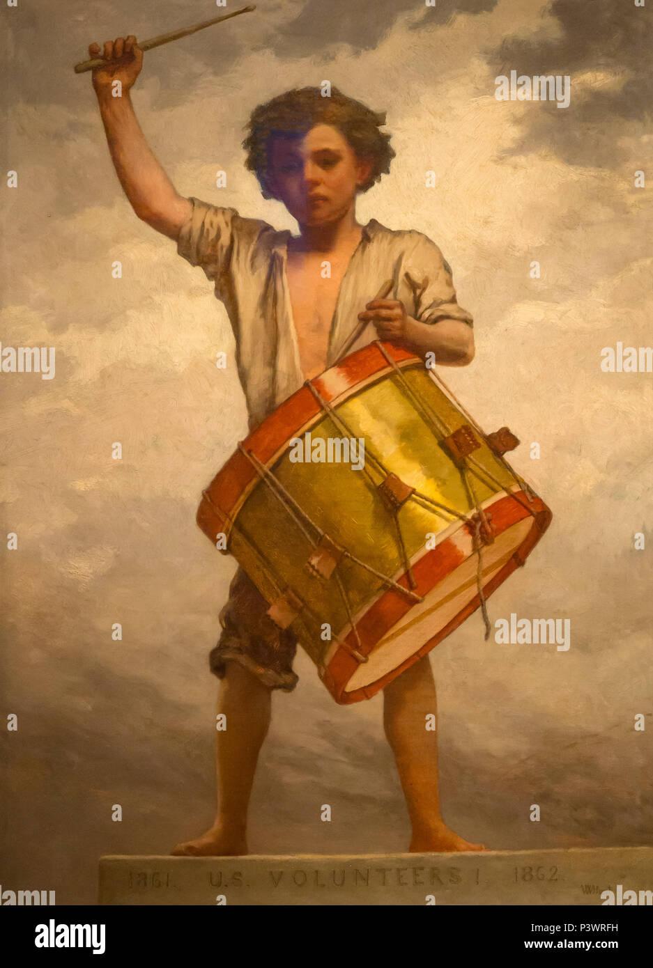 the drummer boy of shiloh poem