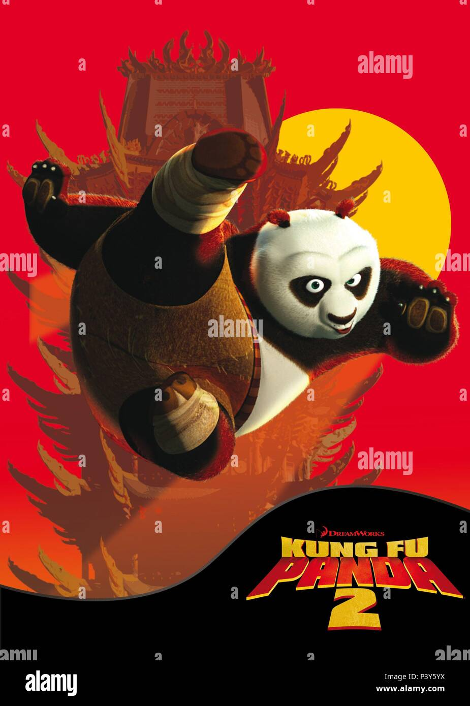 Kung Fu Panda 2 High Resolution Stock Photography And Images Alamy
