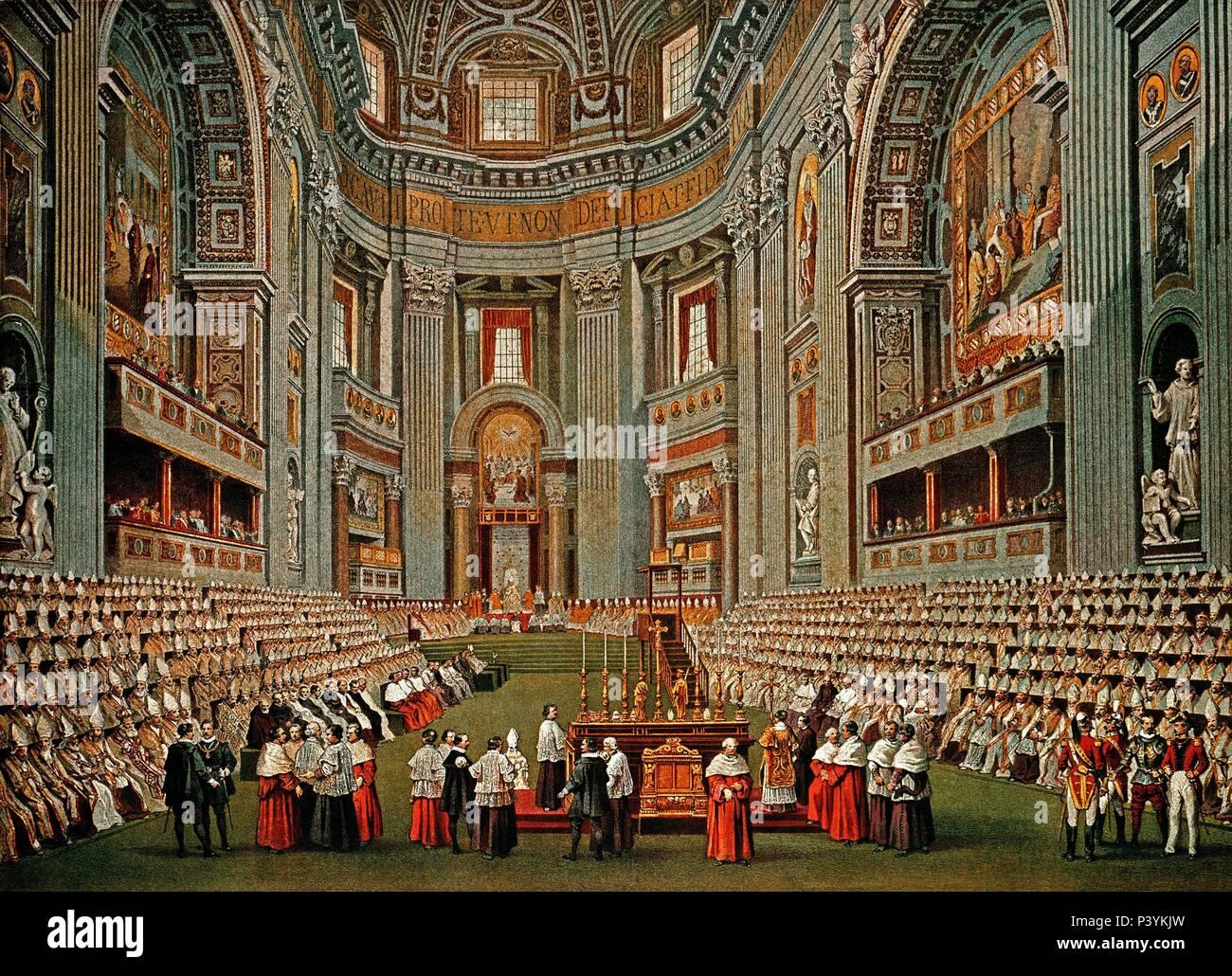 Resultado de imagen de concilio vaticano I