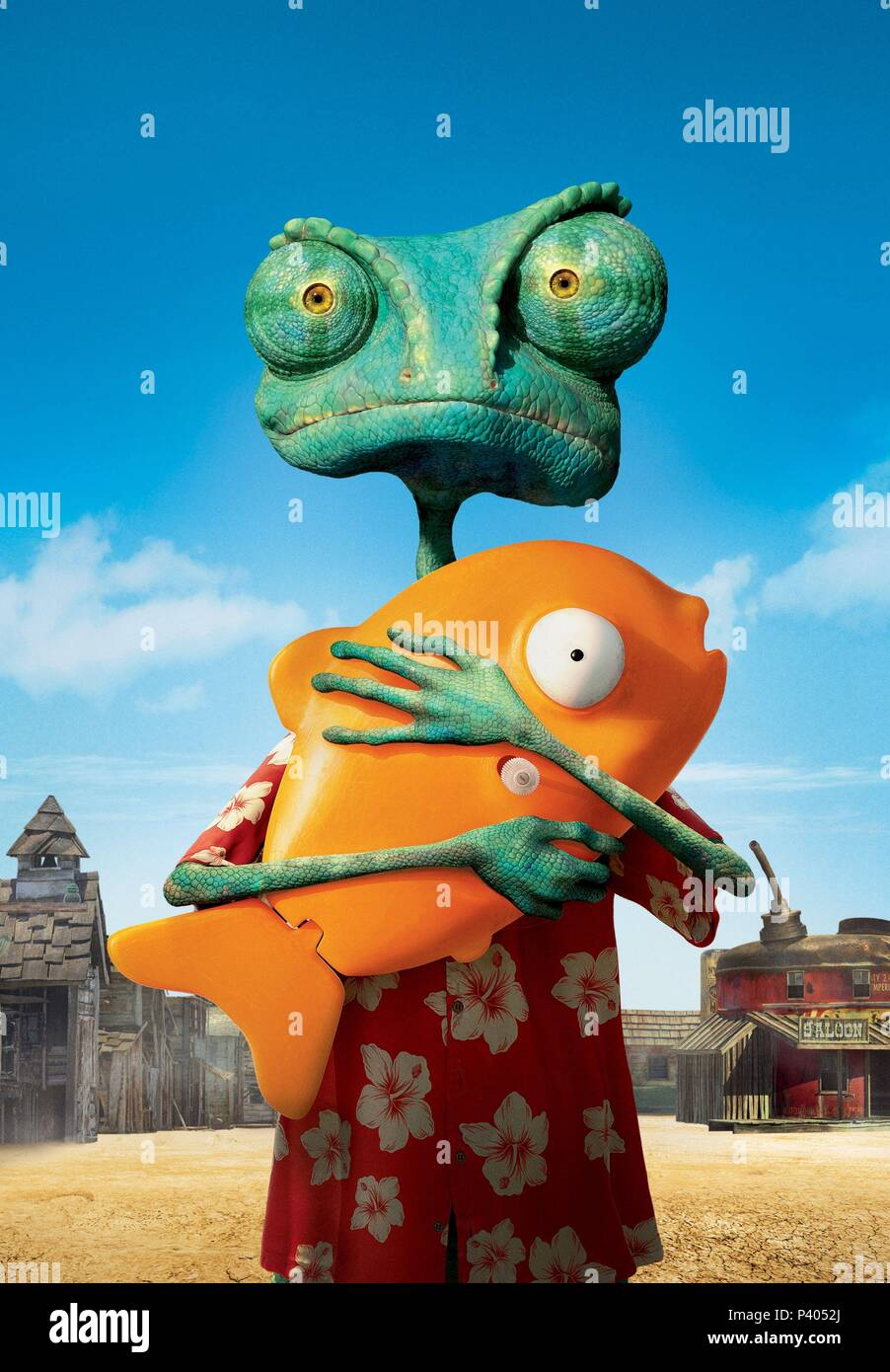 rango full movie in spanish