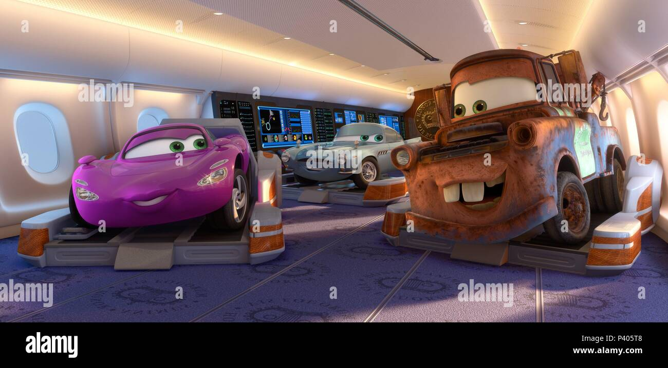 Original Film Title Cars 2 English Title Cars 2 Film Director John Lasseter Year 2011 Credit Pixar Animation Studios Walt Disney Pictures Album Stock Photo Alamy