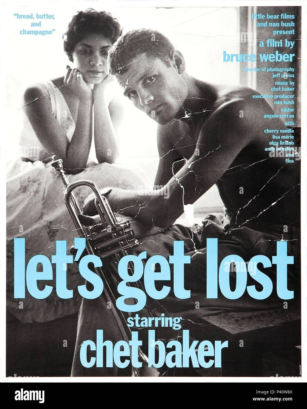 dfcb62b7cc1 Original Film Title: LET'S GET LOST. English Title: LET'S GET LOST. Film  Director: BRUCE WEBER. Year: 1988. Credit: LITTLE BEAR PRODUCTIONS / Album