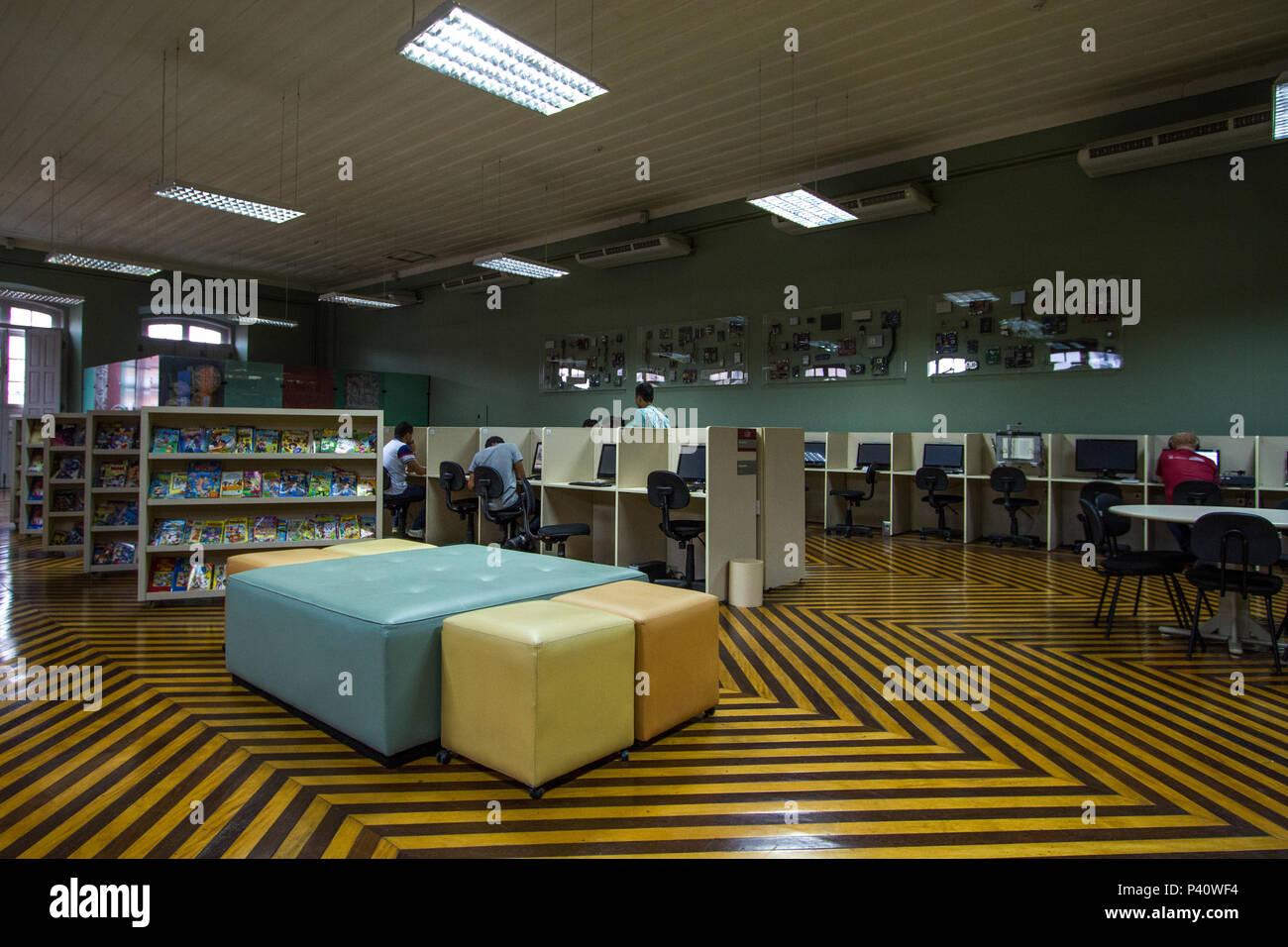 Manaus Am Biblioteca Biblioteca Pública Do Amazonas