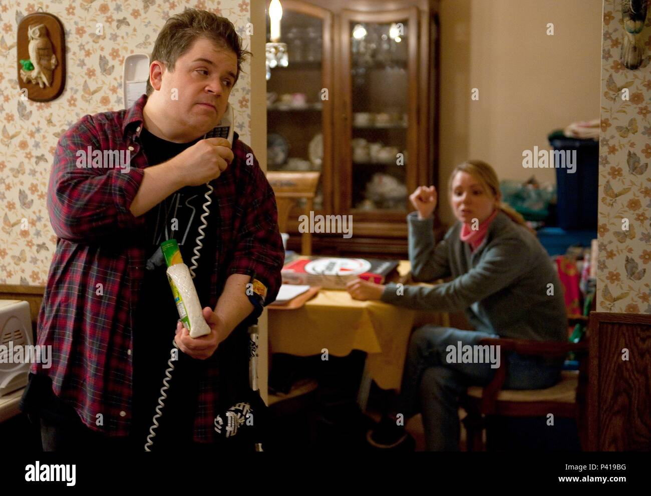Original Film Title: YOUNG ADULT. English Title: YOUNG ADULT. Film Director:  JASON REITMAN. Year: 2011. Stars: PATTON OSWALT; COLLETE WOLFE.