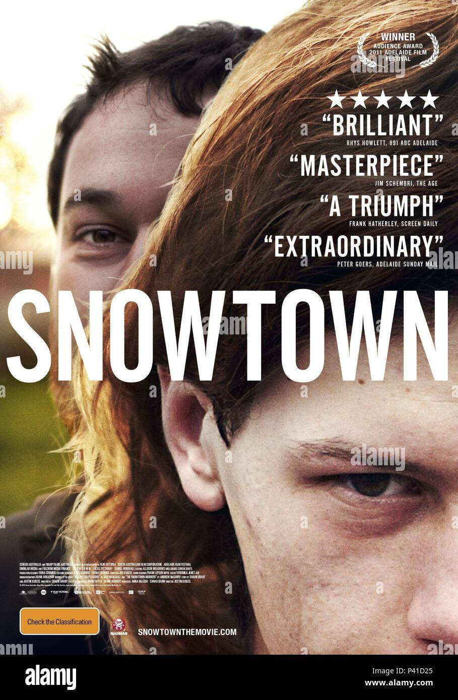 Original Film Title: SNOWTOWN.  English Title: SNOWTOWN.  Film Director: JUSTIN KURZEL.  Year: 2011. Credit: SCREEN AUSTRALIA / Album - Stock Image