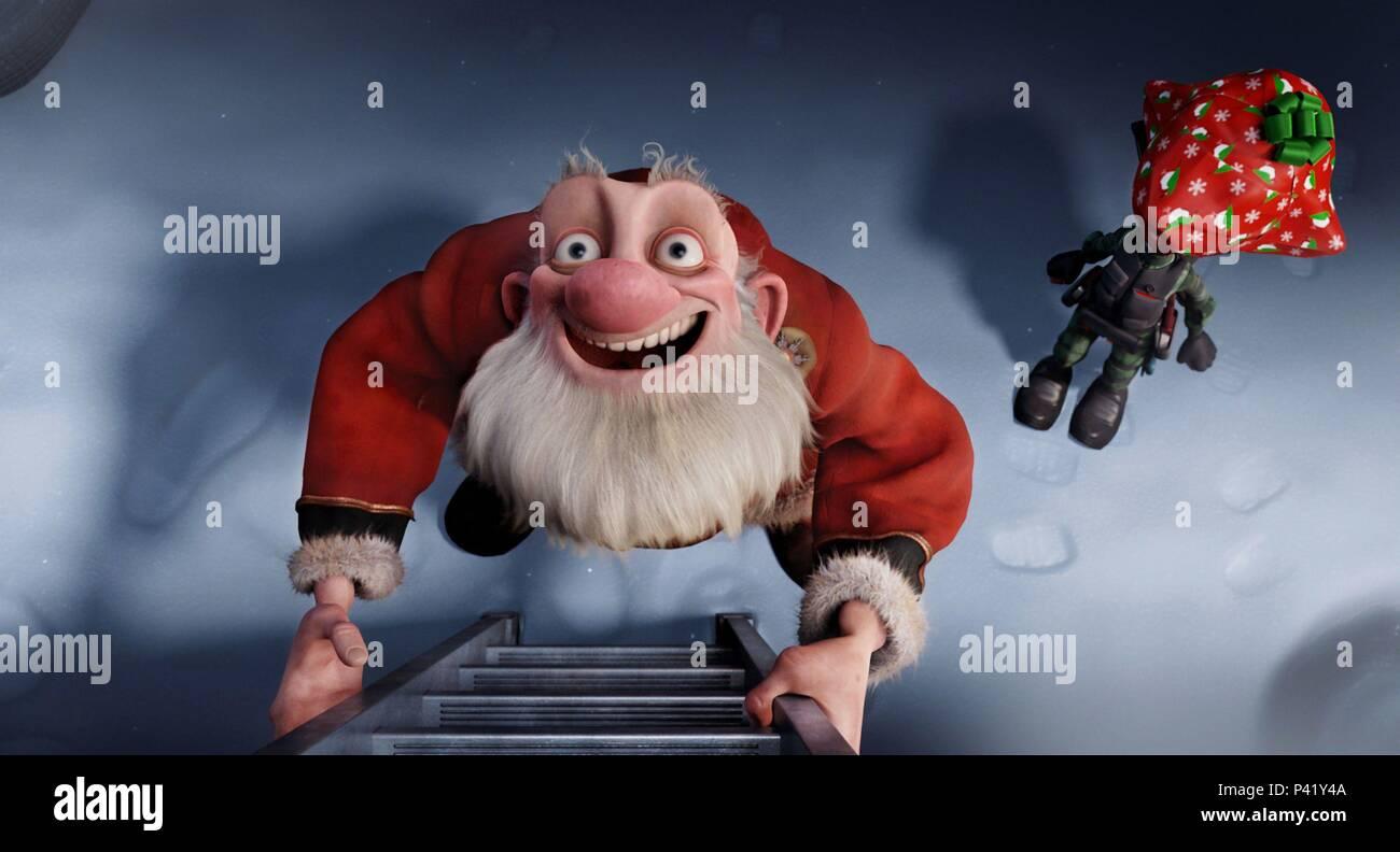 Arthur Christmas Poster.Original Film Title Arthur Christmas English Title Arthur