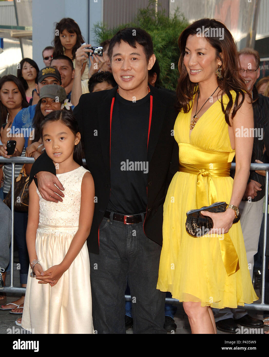 Jet Li High Resolution Stock Photography And Images Alamy