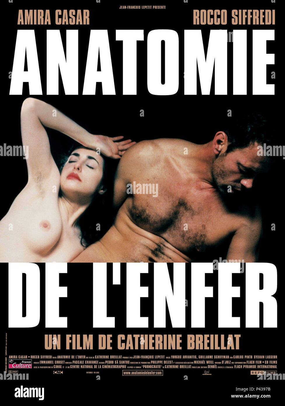 Anatomy Of Hell In English original film title: anatomie de l'enfer. english title