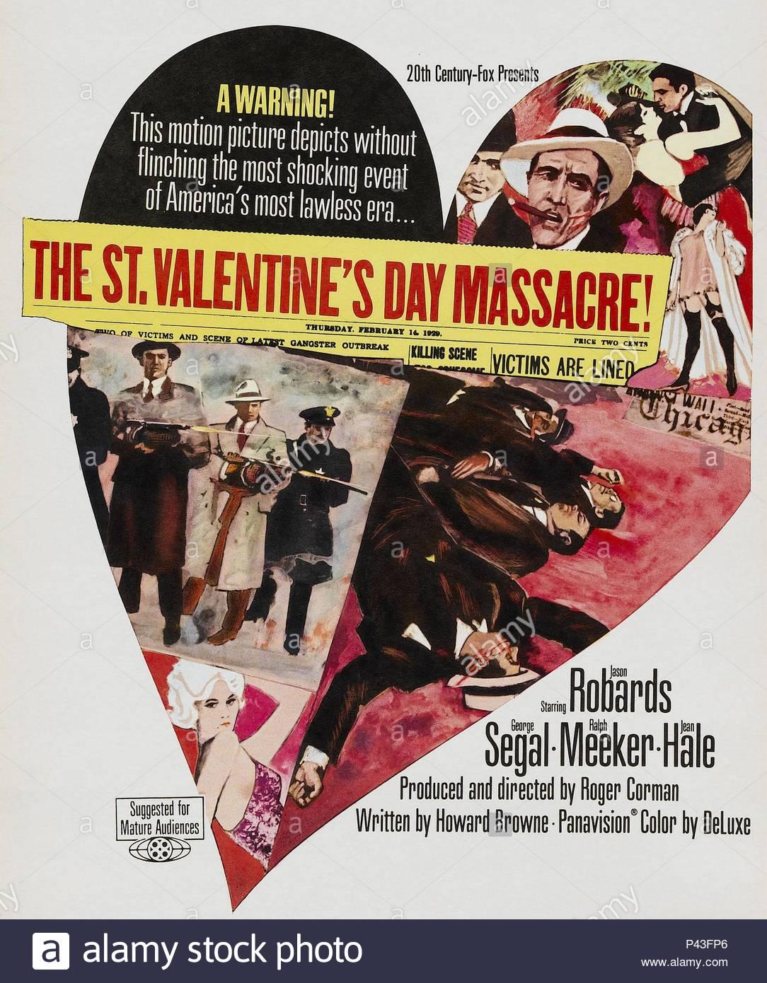 Original Film Title Saint Valentine S Day Massacre English Title