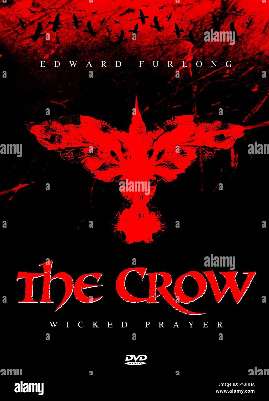 Original Film Title: THE CROW: WICKED PRAYER  English Title
