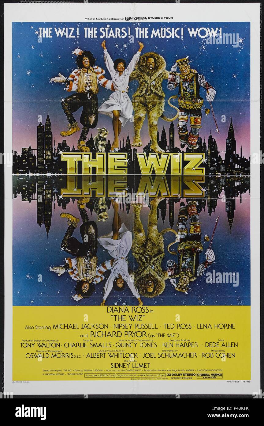 the wiz remake