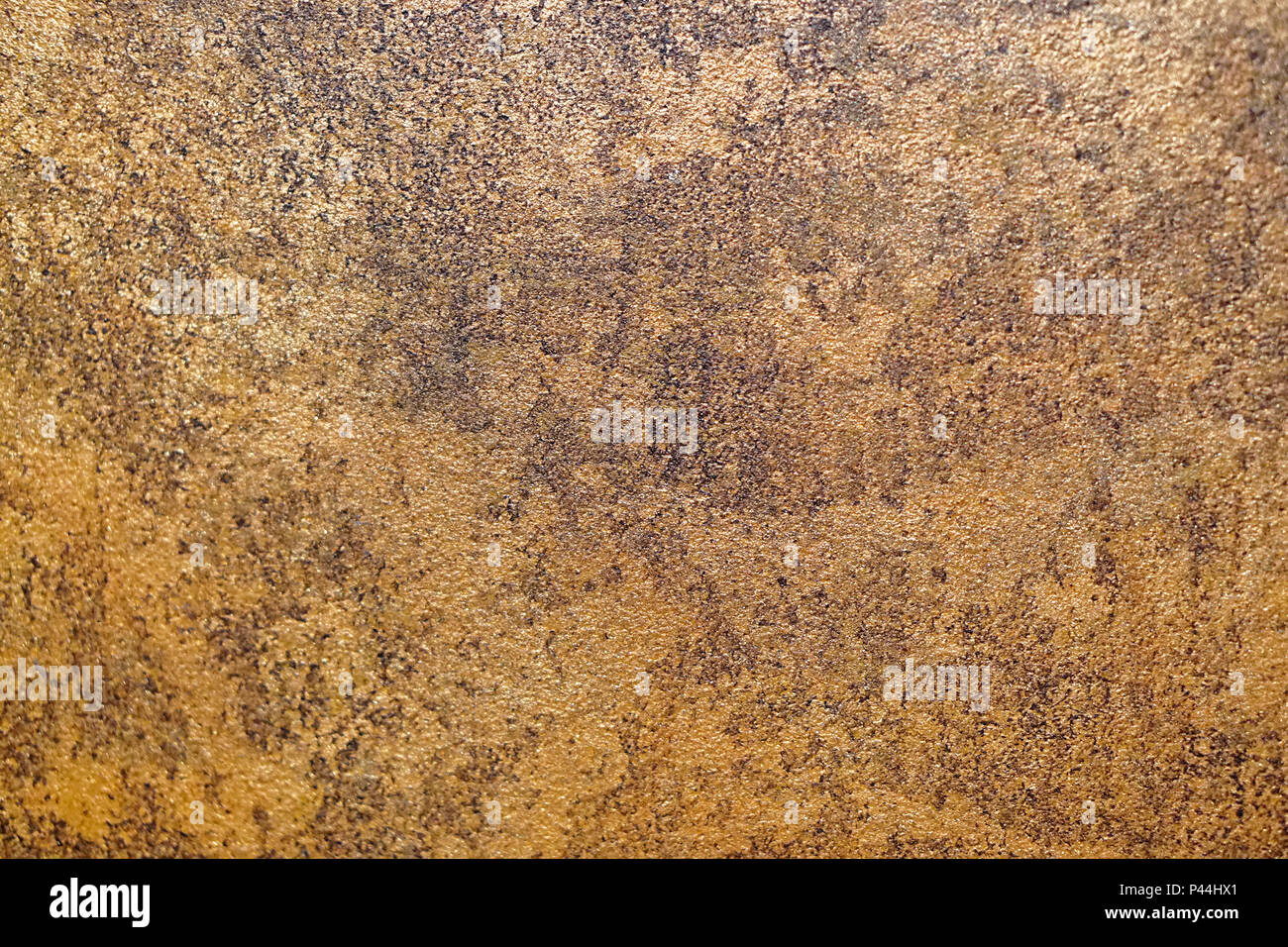 Alamy & Golden paint rustic wall texture background Stock Photo: 209084905 ...