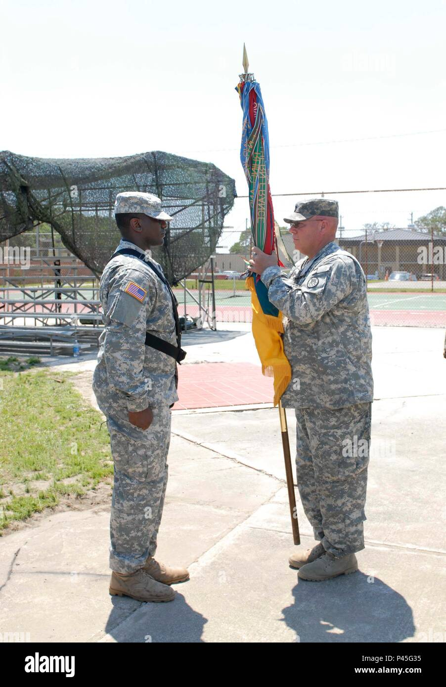 dc3a322a068 FORT FISHER, N.C. — North Carolina Army National Guard Command Sgt. Maj.  John