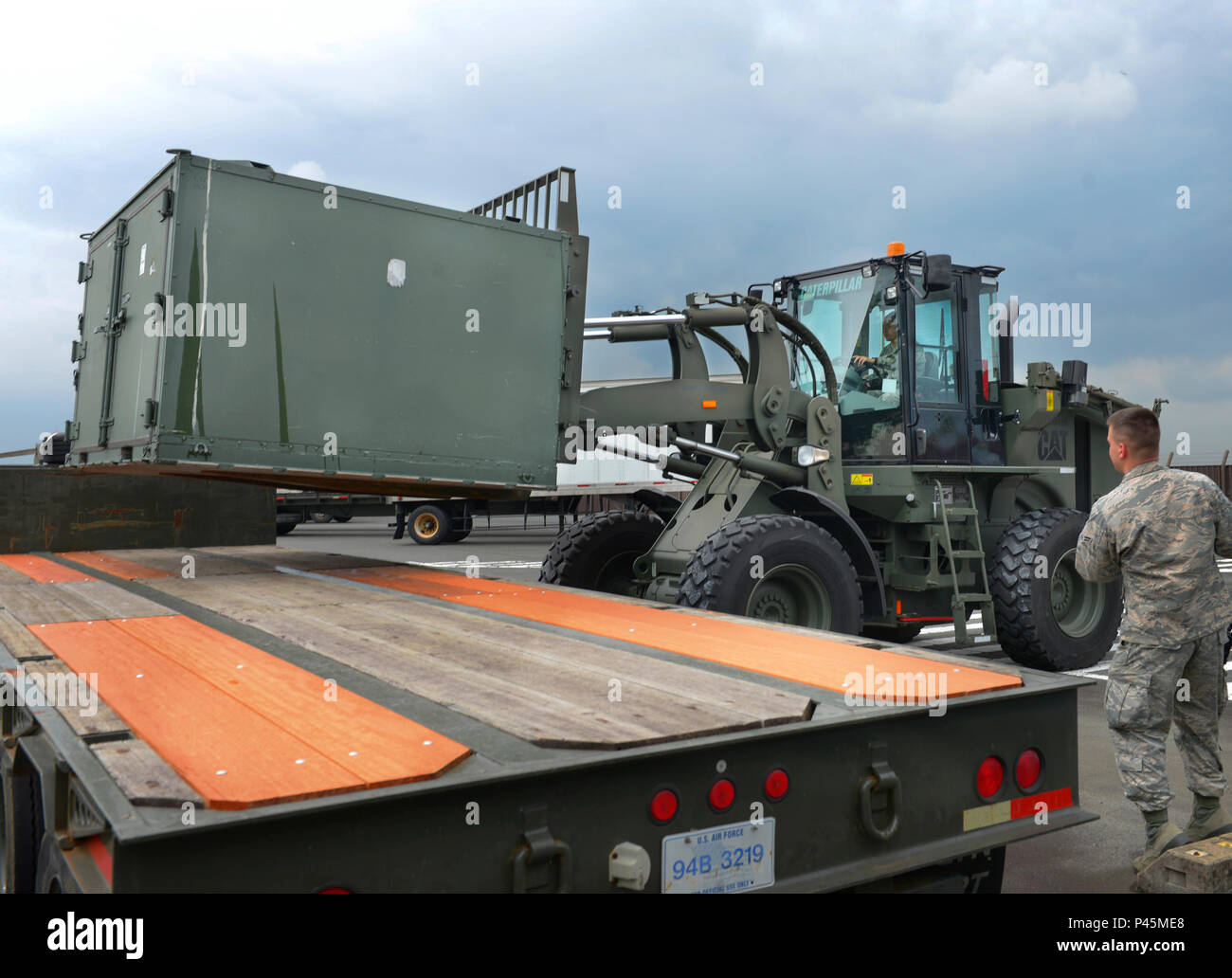Army Forklift 10k Operator Manual Military Trailer Light Wiring Diagram C1500 4 3l V6