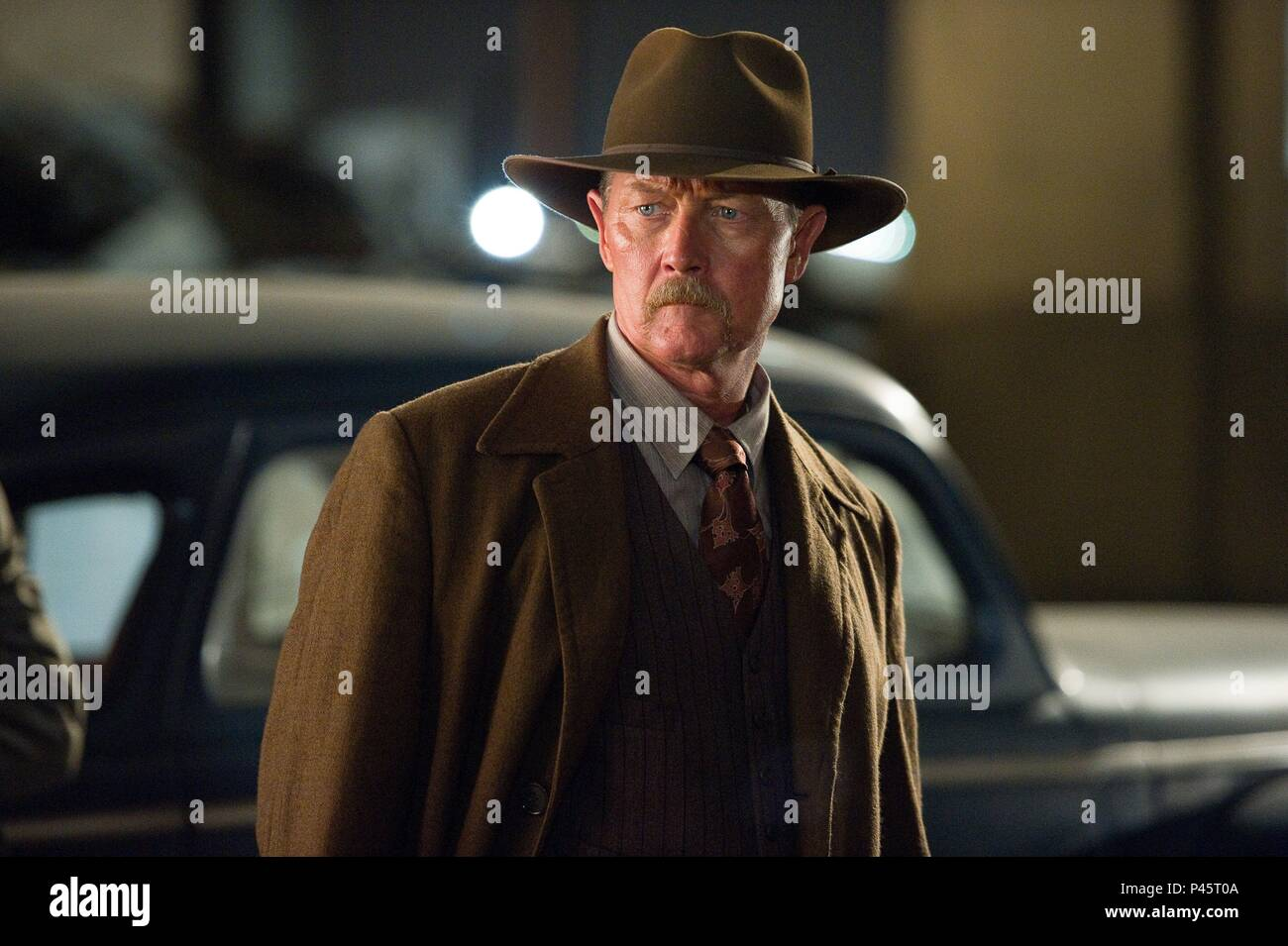 Original Film Title: GANGSTER SQUAD.  English Title: GANGSTER SQUAD.  Film Director: RICHARD FLEISCHER.  Year: 2013.  Stars: ROBERT PATRICK. Credit: VILLAGE ROADSHOW / Album - Stock Image