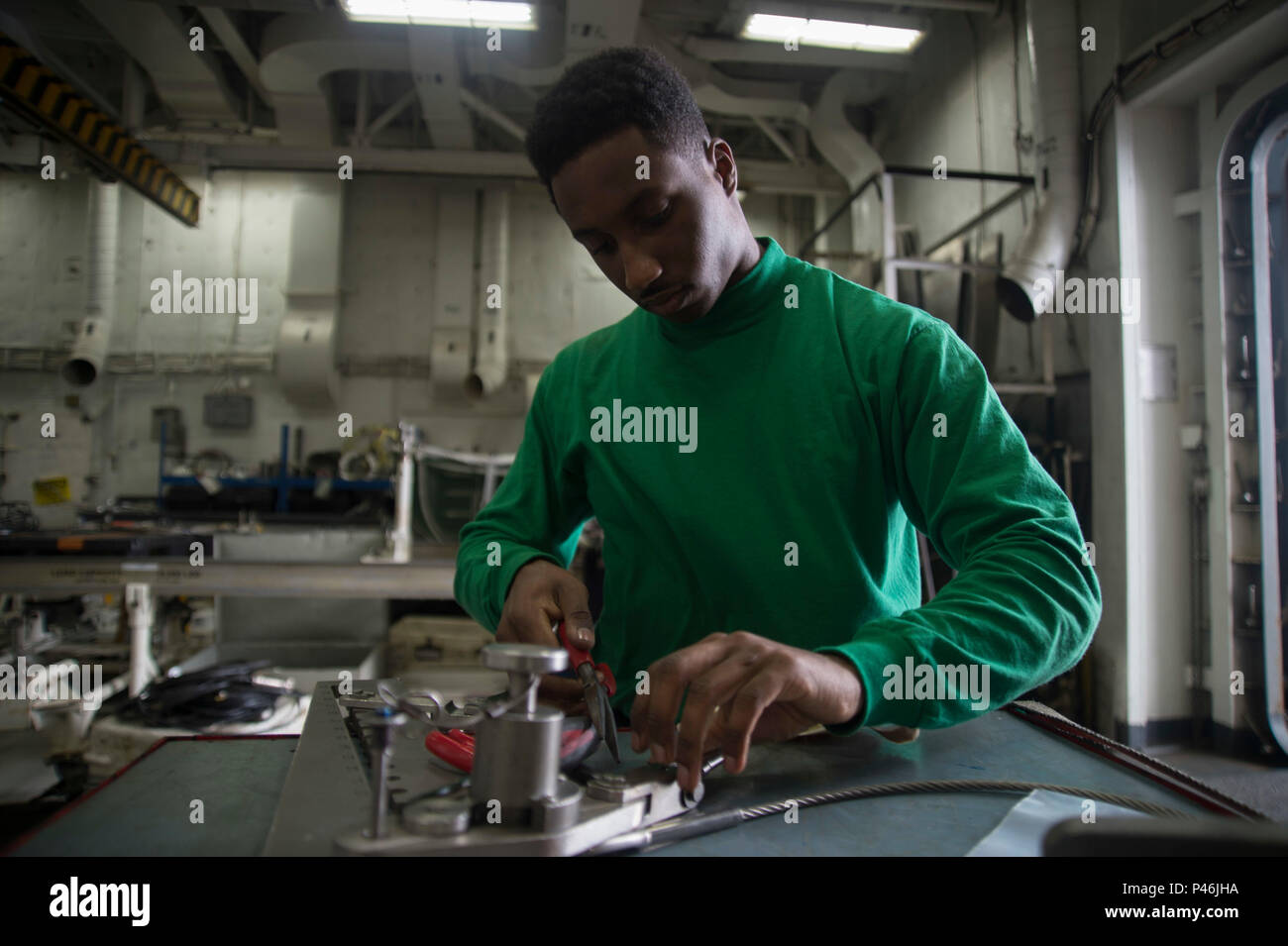 A technician is a universal specialist