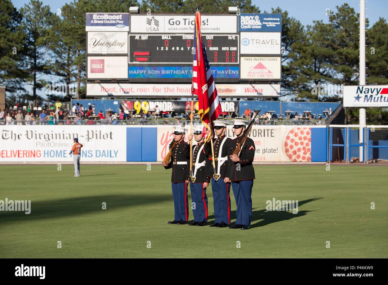 NORFOLK, Va  - Marines with U S  Marine Corps Forces Command serve