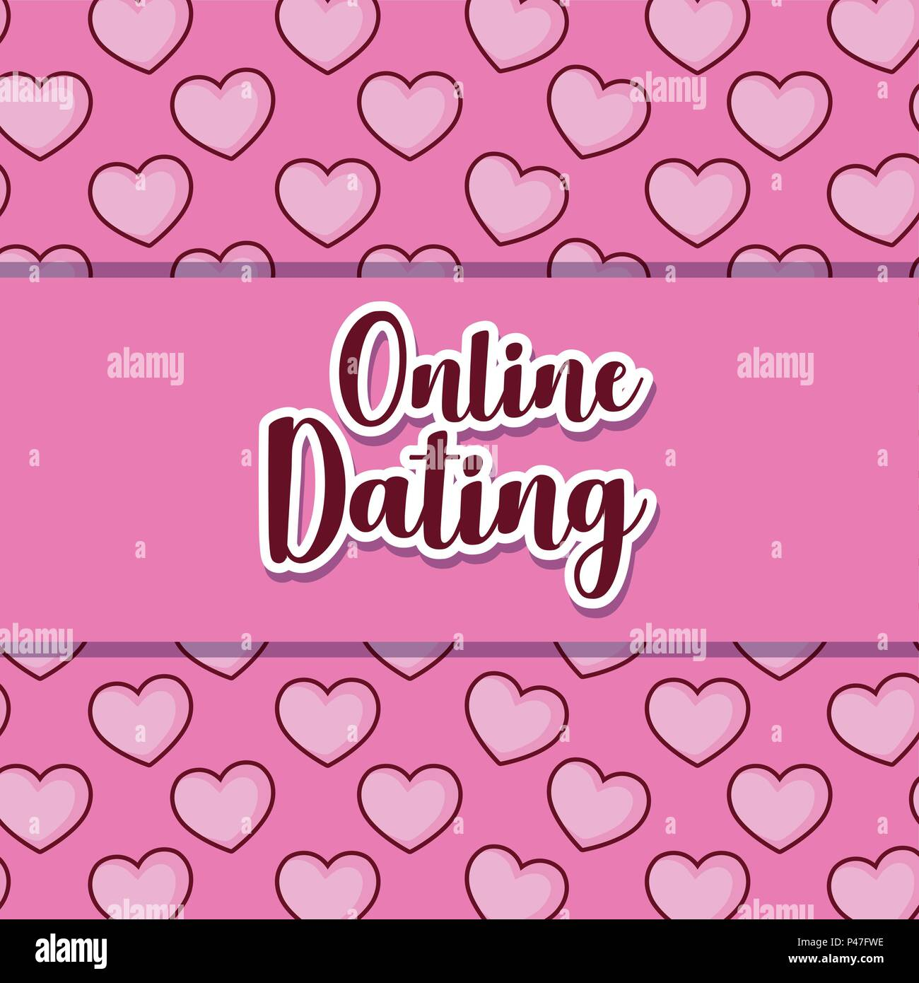 online dating patterns