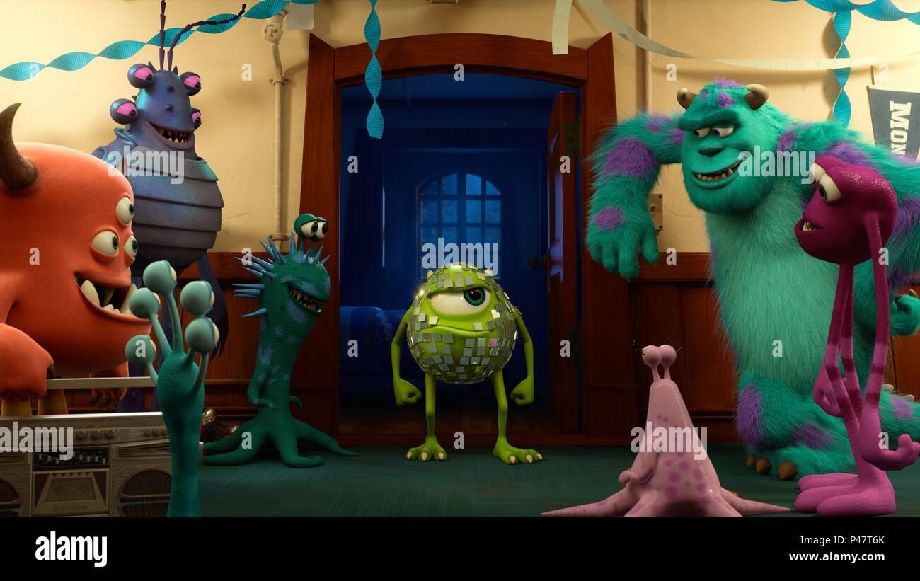 monsters university full movie english