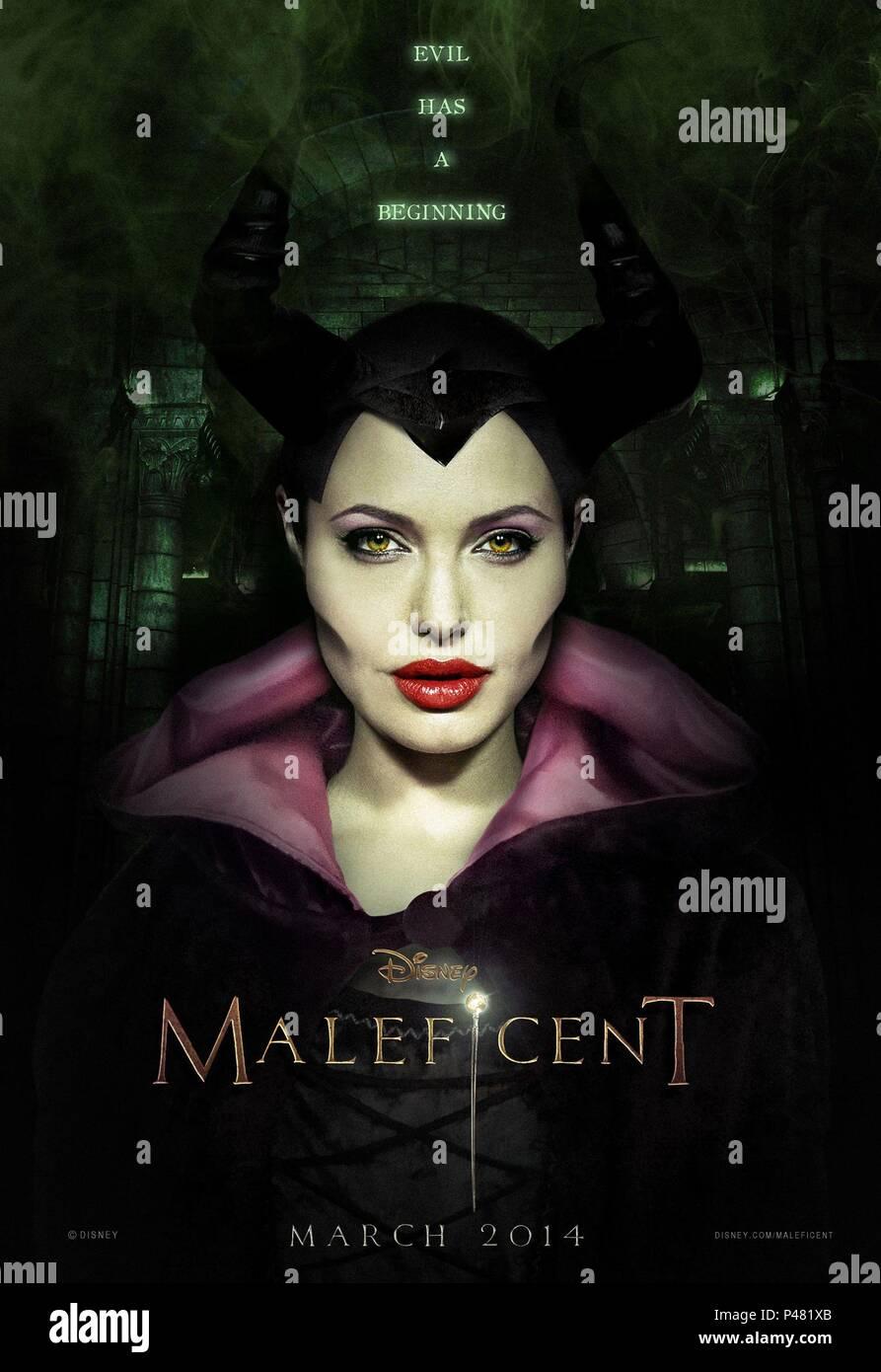 Original Film Title Maleficent English Title Maleficent