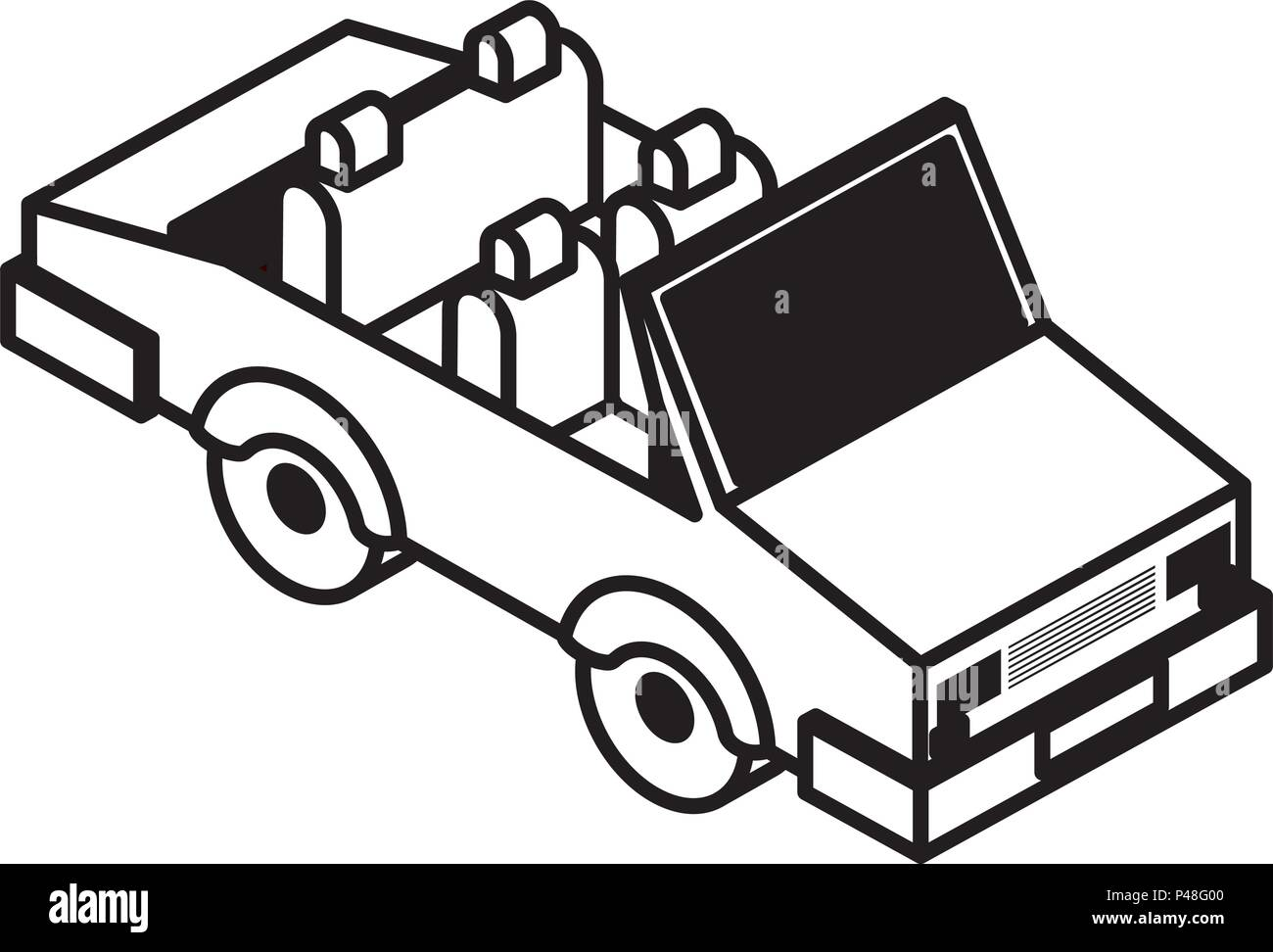 sport utility vehicle stock photos sport utility vehicle stock Mahindra Dealers in New York convertible car isometric icon stock image