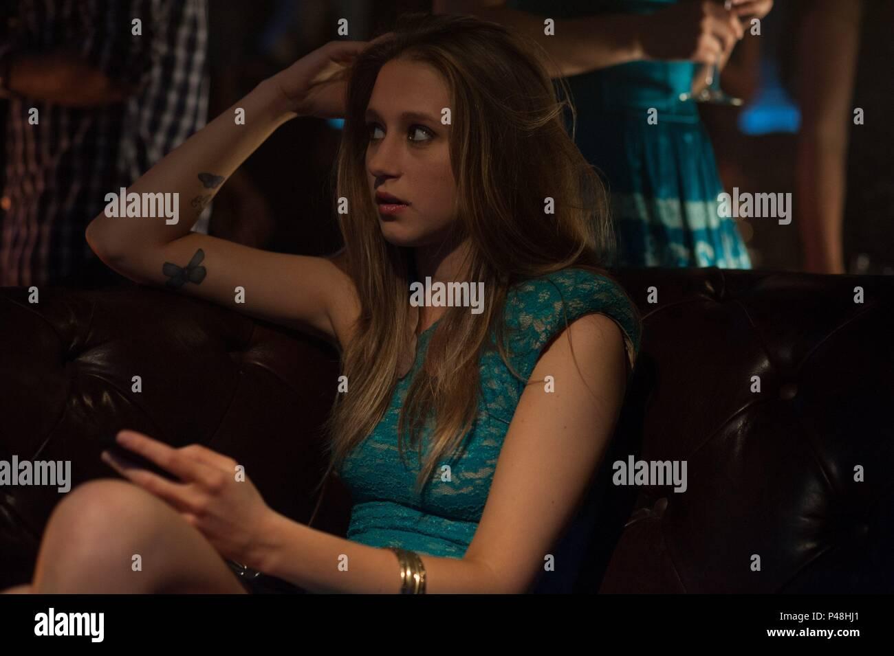 Original Film Title: THE BLING RING.  English Title: THE BLING RING.  Film Director: SOFIA COPPOLA.  Year: 2013.  Stars: TAISSA FARMIGA. Credit: AMERICAN ZOETROPE / Album - Stock Image