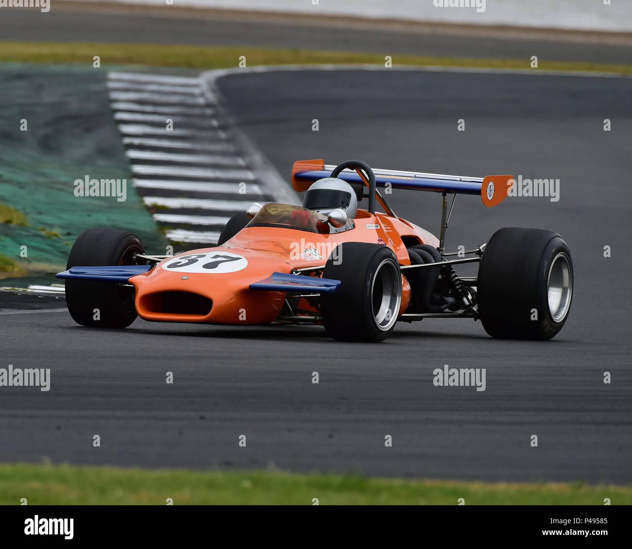 Lincoln Small Brabham Bt30 Historic Formula 2 Fia International
