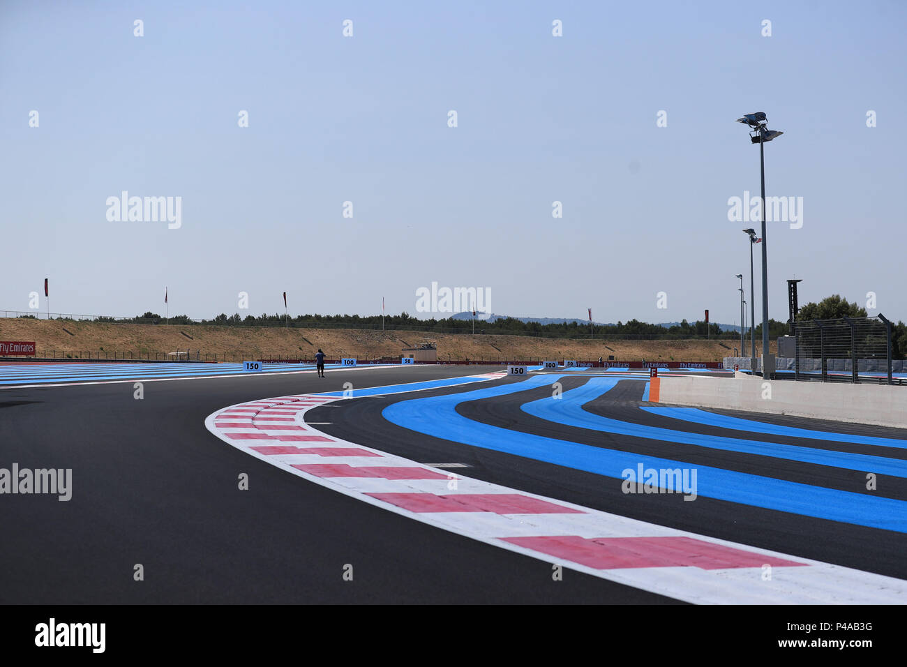 Le Castellet Circuit : Circuit paul ricard france. 21st june 2018 circuit paul ricard le