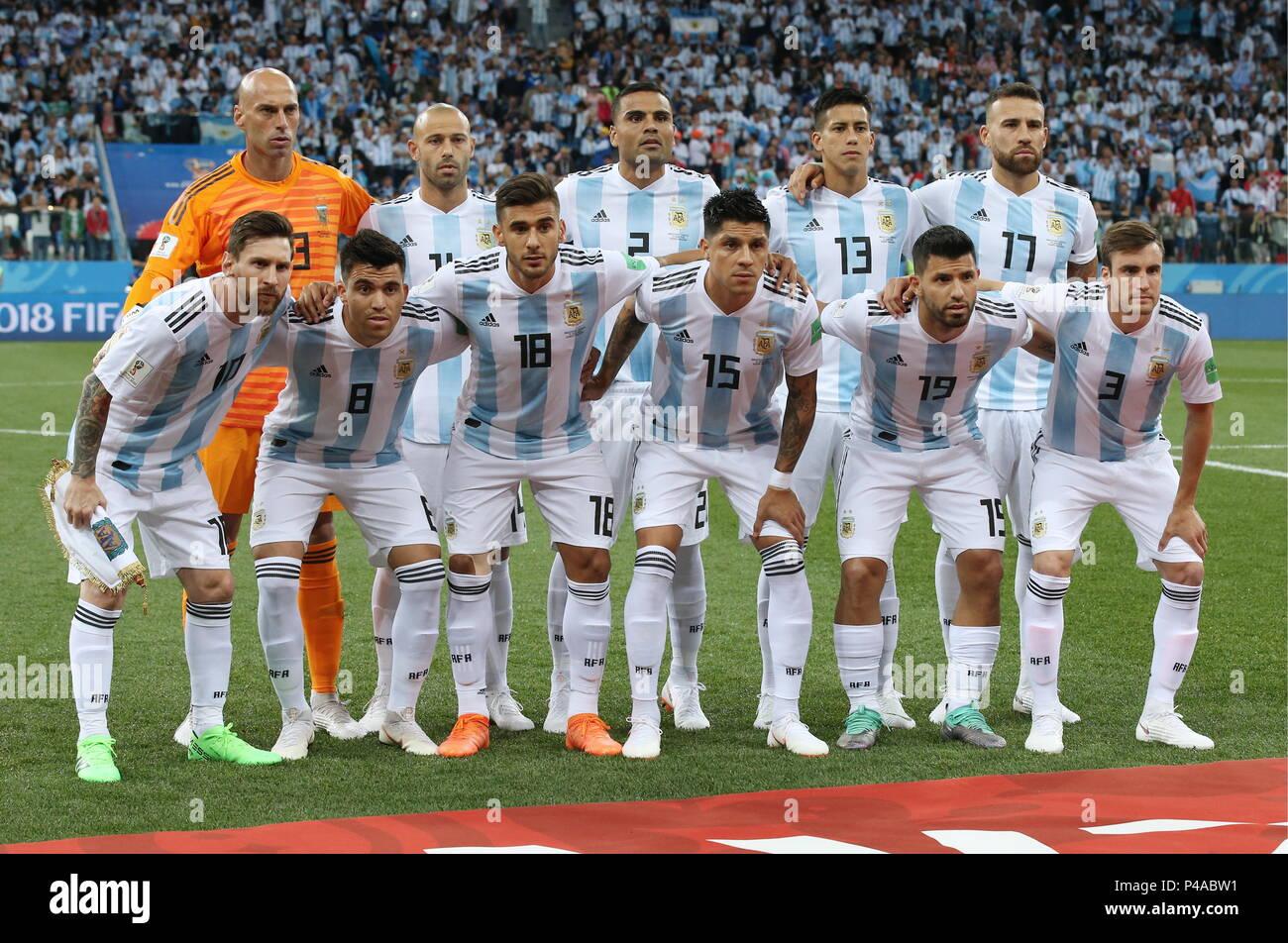 new arrival b1f65 283a1 Argentina National Football Team Stock Photos & Argentina ...