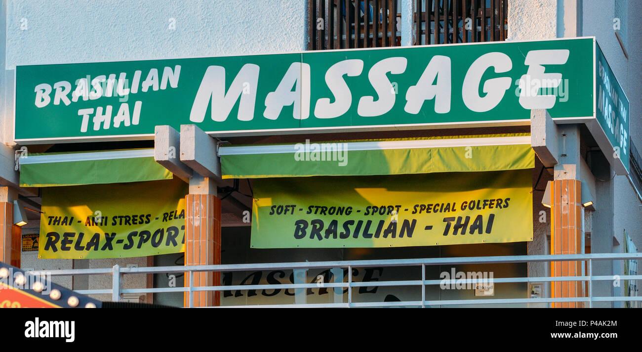 happy endings thai massage