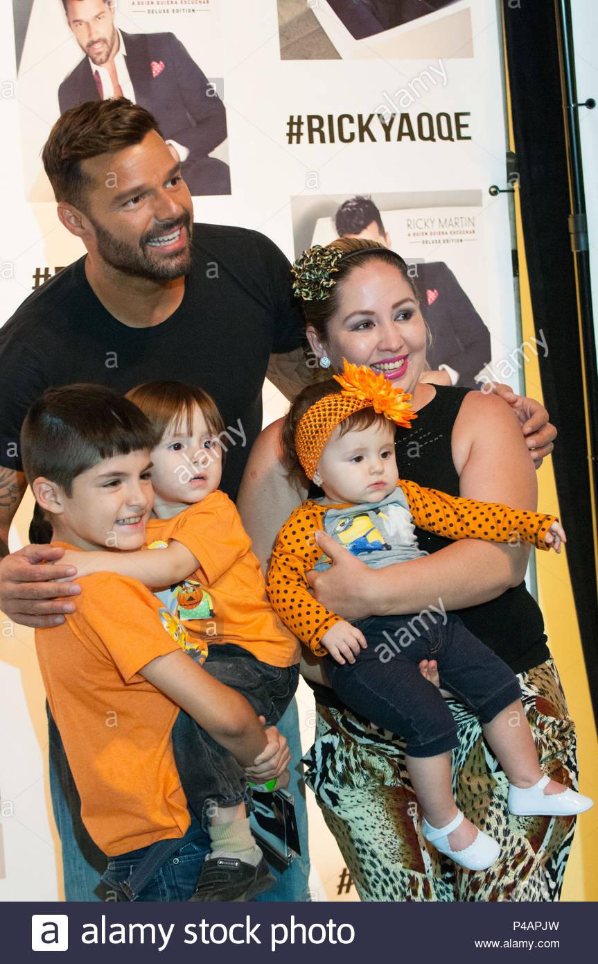Ricky Martin Mandatory Byline To Read Infphoto Onlybr