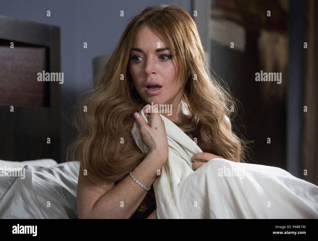 Original Film Title Scary Movie 5 English Title Scary Movie 5 Film Director Malcolm D Lee Year 2013 Stars Lindsay Lohan Credit Dimension Films Album Stock Photo Alamy