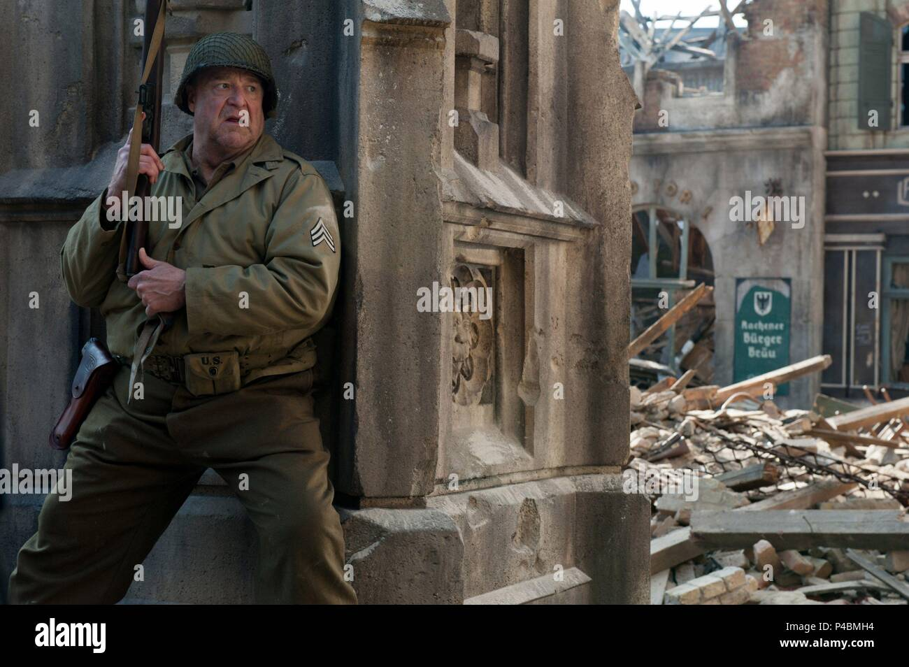 Monuments Men Film High Resolution Stock Photography And Images Alamy